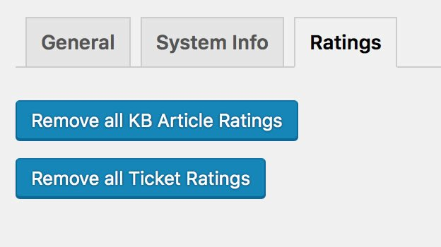 Reset Ratings